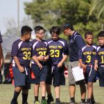Maryvale Preparatory Academy Boys Middle School Flag Football beat Chandler Preparatory Academy 7-0