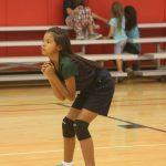 Maryvale Preparatory Academy Girls Middle School Volleyball beat North Phoenix Preparatory Academy 2-0
