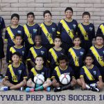 Maryvale Preparatory Academy Boys Middle School Soccer falls to TBA 5-1
