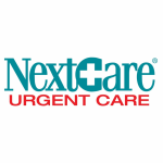 Next Care logo.
