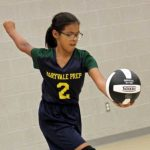 Maryvale Preparatory Academy Girls Middle School Volleyball beat Lincoln Preparatory Academy 2-0