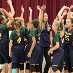 Maryvale Preparatory Academy Girls Middle School Volleyball falls to Odyssey Institute 2-0