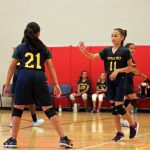 Maryvale Preparatory Academy Girls Middle School Volleyball beat North Pointe Preparatory 2-0
