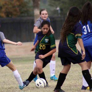 Girls Soccer '17-'18