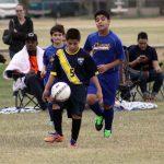 Boys Middle School Soccer beats Veritas Preparatory Academy 6 – 1