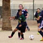 Girls Middle School Soccer falls to Odyssey Institute 4 – 1