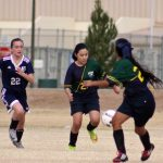 Girls Middle School Soccer beats Veritas Preparatory Academy 4 – 3