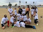 Middle School Girls Look To Start STRONG!