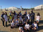 Girls Continue the WIN streak against Veritas
