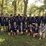 Lions Complete Historic Day at Cross Country Regionals