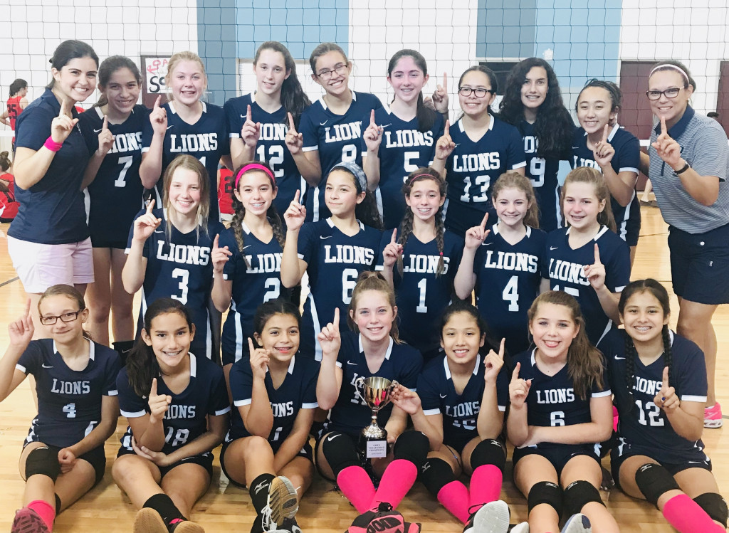 Lions Earn Trophies at Great Hearts Texas Championships!