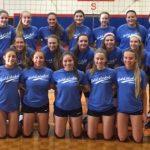 JV/Varsity Volleyball vs Centennial-Monday, August 22