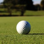 Martin County High School Girls Varsity Golf beat John Carroll Catholic High School 177-236