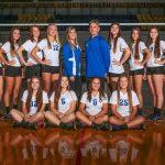 JV Volleyball (9-0) Wins Bulldog Bash Tournament