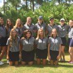 Martin County High School Girls Varsity Golf beat Jensen Beach High School 175-194