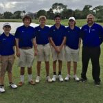 Boys Golf Wins District Title
