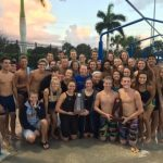 Boys & Girls Swimming/Diving Both Win District Titles