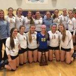 "A Perfect ""10""-Volleyball Wins Title"