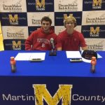 Boys Lacrosse Celebrates Scholarship Signings
