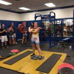Girls Weightlifting Sweeps Opening Meet