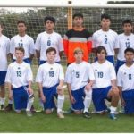 Martin County High School Boys Junior Varsity Soccer beat Port St. Lucie 3-0
