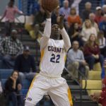 Martin County High School Boys Varsity Basketball beat Fort Pierce Central High School 80-75