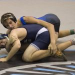 Warner Earns Destito Title, Team Finished 4th