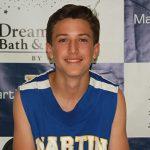 Martin County High School Boys Freshman Basketball beat Dwyer High School 54-40