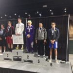 Wrestling:  Ty Warner Earns Spot On Podium At State Meet