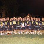 Martin County High School Boys Varsity Lacrosse falls to Saint Edward'S High School 12-11