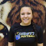 Martin County High School Varsity Softball beat Centennial High School 5-4