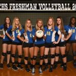 Martin County High School Girls Freshman Volleyball beat South Fork High School 2-0