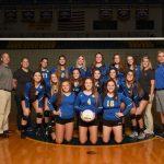Martin County High School Girls Varsity Volleyball beat South Fork High School 3-2