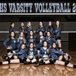 Martin County High School Girls Varsity Volleyball beat Centennial High School 3-0