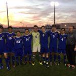Boys Varsity Soccer Improves to 6-9-1