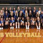 Varsity Volleyball Splits Preseason Invitational at Merritt Island