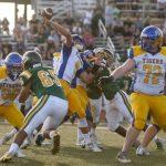 Varsity Football Falls to Jupiter 27 – 20
