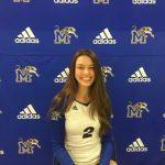 Varsity Volleyball Comeback Attempt Falls Short
