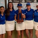 Girls Golf Finishes in 2nd place at The 2019 FHSAA District Tournament, Advances to Regional Tournament