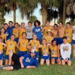 Boys Cross Country Qualifies for Regionals