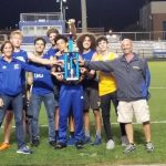 "Boys Track Wins 2020 Walter ""Sarge"" Jshombach Memorial Meet"