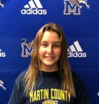 Girls Swimming and Diving Sweeps Tri Match Over John Carroll/Fort Pierce Central