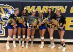 Varsity Volleyball Victorious On Senior Night