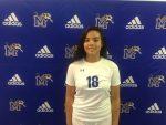 Girls Junior Varsity Soccer Wins Opener Over Eagles 1-0