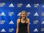 Girls Tennis Downs County Rival 4-3