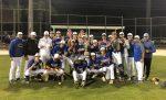 Boys Varsity Baseball Claims Ryan Johansen Trophy/County Championship