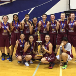 Lady Grizzlies Win Liberty Christian Tournament