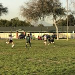 Calvary Chapel/Downey Girls Varsity Soccer beat Brethren Christian High School 6-1