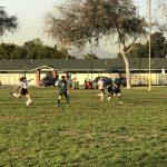 Calvary Chapel/Downey Girls Varsity Soccer beat Brethren Christian High School 6-1