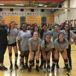 Girls Volleyball Summer League